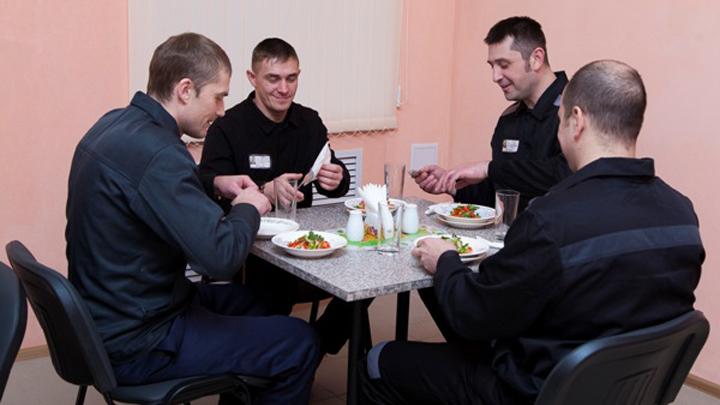 Висправительной колонии под Воронежем открыли кафе для осужденных