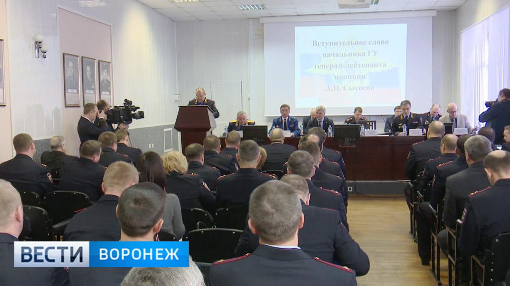 ВВоронежской области в предыдущем году раскрыли неменее 14 тыс. правонарушений