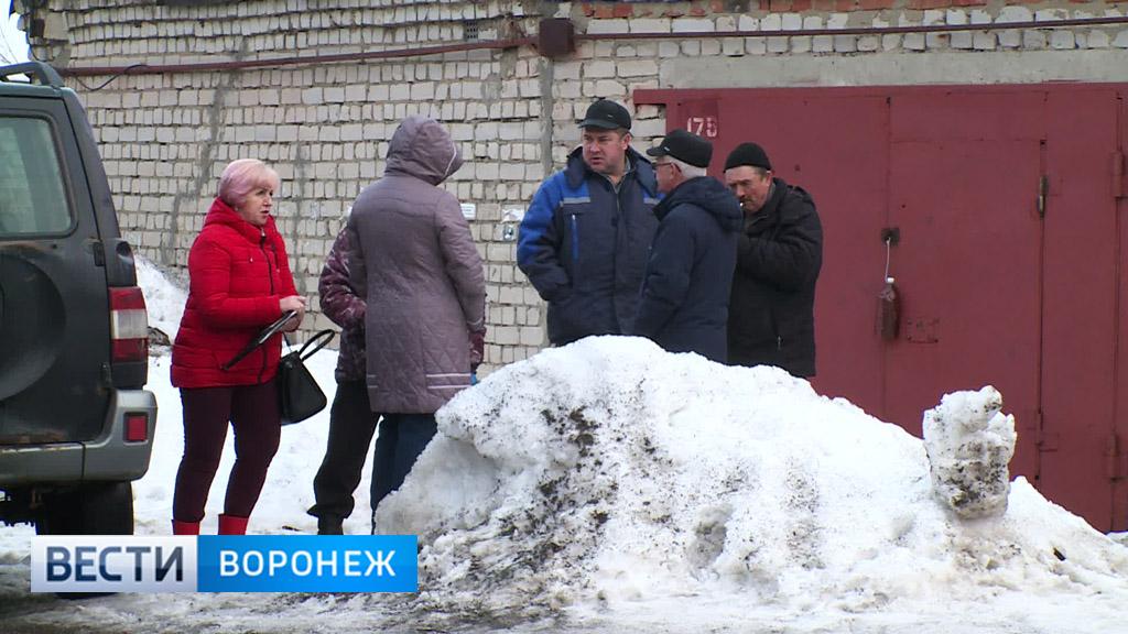 Вгараже налевом берегу Воронежа отыскали 4 трупа