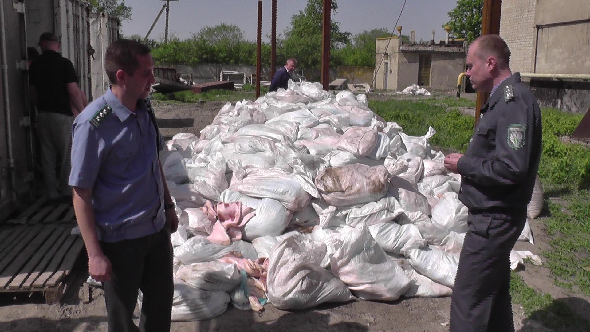 Россельхознадзор сказал о выявлении незаконного ввоза 11 тонн сала из государства Украины